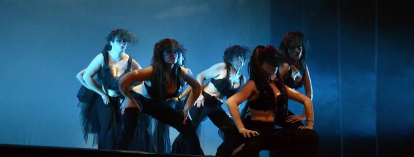 GOTHIC BELLY DANCE